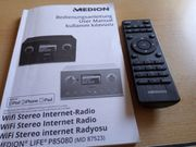 Medion Radio mit DAB Plus