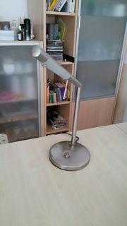Edelstahl Schreibtisch Lampe Bürotisch hochwertig