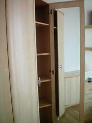 Komplettes Jugendzimmer Kommoden Kleiderschrank Bücherregal