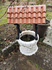 Gartenbrunnen bepflanzbar