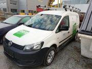VW Caddy Maxi LKW Zulassung