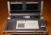 DataVideo Videomischpult HS-550 mit viel