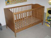 IKEA DIKTAD Babybett Kinderbett Gitterbett