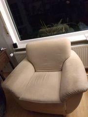 Sofa-Garnitur zu verschenken