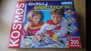 KOSMOS Experimentierkasten Elektronik easy 200