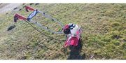 Mantis Motorhacke mieten leihen Gartenfräse