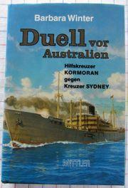 Duell vor Australien - Hilfskreuzer Kormoran