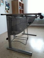 Schreibtisch wahlweise mit Stuhl