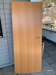 Tür Wohnungstür Buche Türblatt Holz