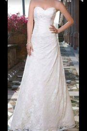 Brautkleid Sweatheart mit Bolero