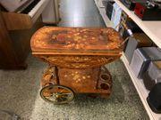 Antiker Teewagen - LD16044