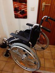 Rollstuhl Leichgewichtrollstuhl LITEC SB 45