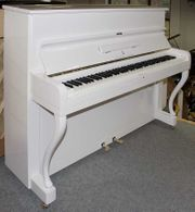 Klavier Steinway Sons Z-114 weiß