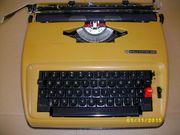 Elektrische-Schreibmaschine