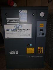 Schraubenkompressor ATLAS COPCO GX2