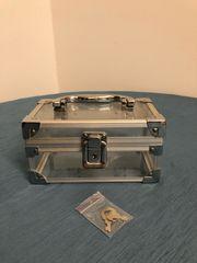 Schmuck Koffer Schachtel Kosmetik Transparent
