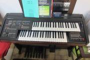 YAMAHA ELECTONE Digitale Orgel Klavier