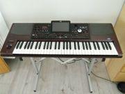 Korg Pa1000 mit Musikantsoftware neuwertig