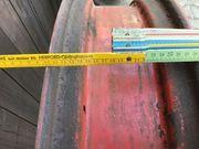 Oldtimer Traktorspeichen-Felge