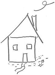 Kleines Haus oder Gartenwohnung gesucht