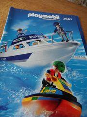Playmobil Kataloge