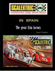 Scalextric in Spanien - Buch