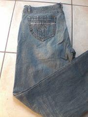 Jeans - Damen - Hüft Jeans - blau - X-Mail