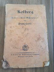 Kolberg historisches Schauspiel- Paul Heye