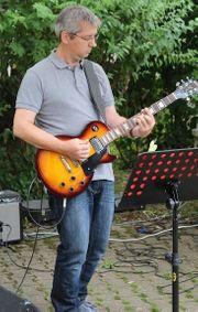 Gitarrist sucht Rock oder Blues