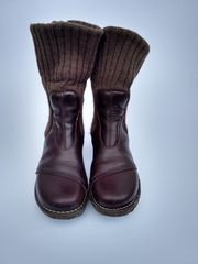 Stiefel Groesse in Pfungstadt Bekleidung & Accessoires