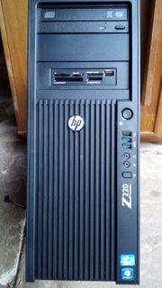 Computer HP Workstation i 7