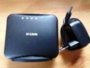 D-Link DSL-321B mini DSL-Modem Router