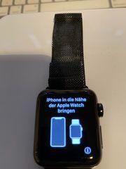 Apple watch serie 2 EDELSTAHL