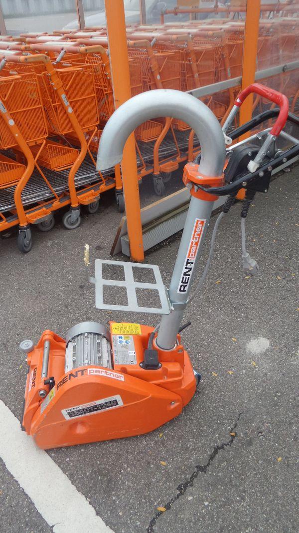 SCHLEIFBÄNDER für Parkettschleifmaschine von Obi