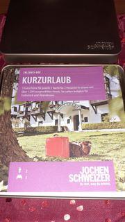 Jochen Schweizer Erlebnisbox