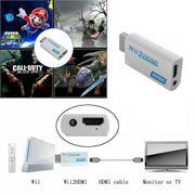 Nintendo Wii HDMI 720 1080