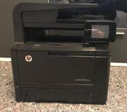 HP Drucker und Kopierer