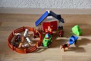 Playmobil 123 Bauernhof Safari und