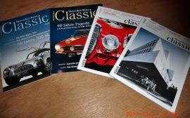 Mercedes-Teile - Rd 50 Mercedes-Benz Classic-Magazine