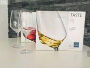 Weingläser - Weiss- und Rotwein