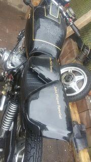 HONDA CB 550 LACKSATZ JSP