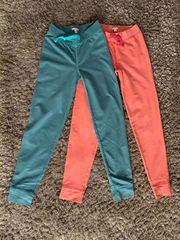 Esprit Baumwoll-Jogginghosen im Doppelpack Größe