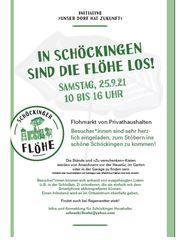 Flohmarkt in Ditzingen - Schöckingen --