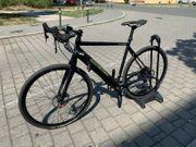 E-Bike E-Rennrad CORRATEC GRAVEL RENNRAD