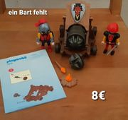Playmobil Ritter und Piraten