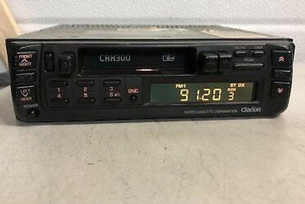 Autoradio CLARION CRH 300 Classic