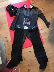 Darth Vader Fasching Kostüm mit