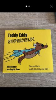 Teddy Eddy Cd
