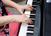 Klavierunterricht für Erwachsene Einsteiger und