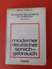 Deutsche Sprachlehre für Ausländer Mittelstufe